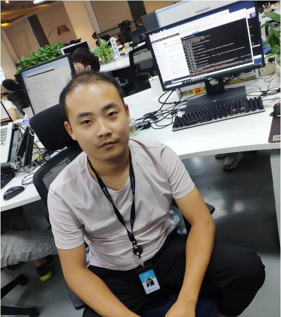 郑州北大青鸟翔天信鸽校区优秀校友郭鹤阳先生!